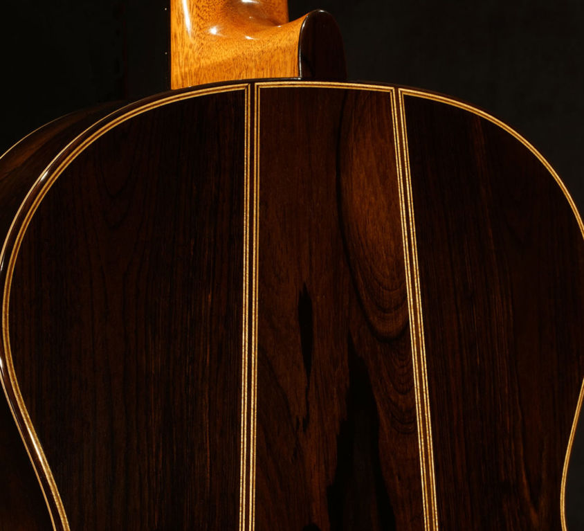 Brazilian Rosewood and Spruce